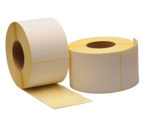 Zebra Z-Perform 1000D (3004996) compatibles, Eco, 51mm x 25mm, 5860 etiquetas, 76mm núcleo, blanco, permanente