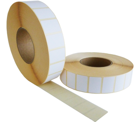 Zebra Z-Perform 1000D (3005807) compatibles, Eco, 76mm x 51mm, 3100 etiquetas, 76mm diametro, blanco, permanente